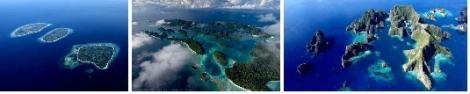Indonésie Archipel