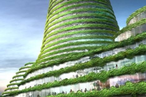 Projet Dunia-ville-verte