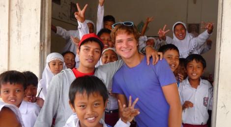 étudiant indonésie