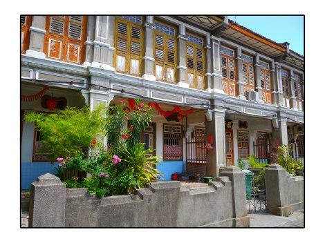 Georgetown-House---Malaisia,Penang