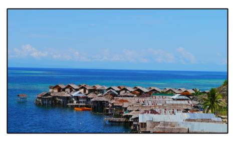 11 - Blue-village-bagio---Togian