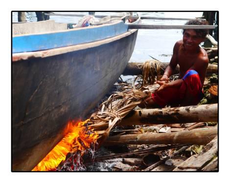 27b - boat-burning-bagio
