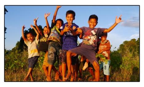 7 - Happy Bagio Kids - Togian islands