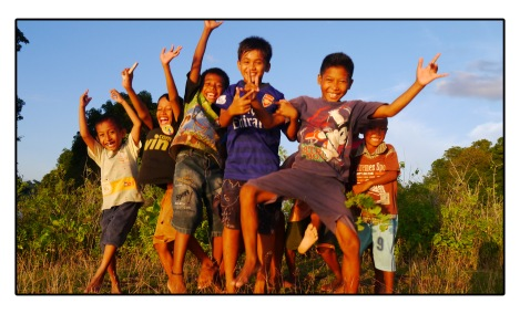 7 - Happy Bagio Kids - Togian islands